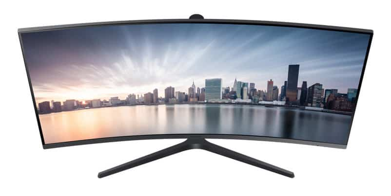 Samsung Business curved Monitor C34H890WJU